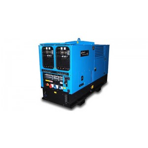Motorsvetsar DUAL Diesel 1500 rpm