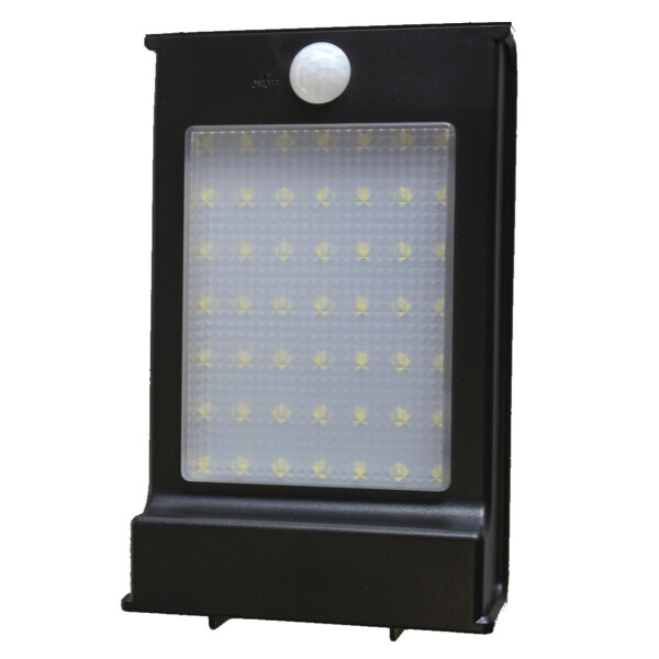 Solcell Vagglampa 9W Undersida 1771001