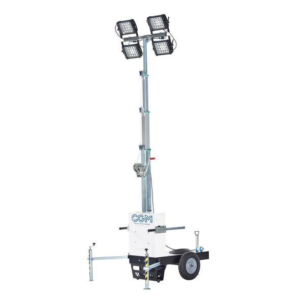 Belysningsmast PR