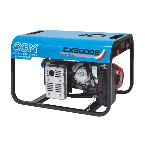 CX5000E elverk bensin bak