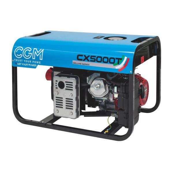 CX5000T elverk bensin bak