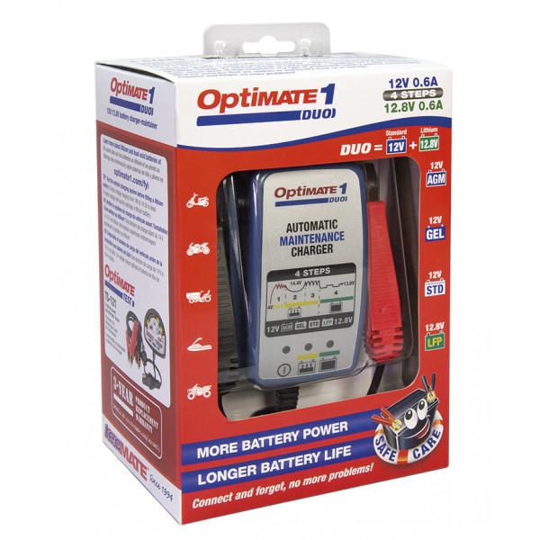 OptiMate 1 DUO TM409 UP1