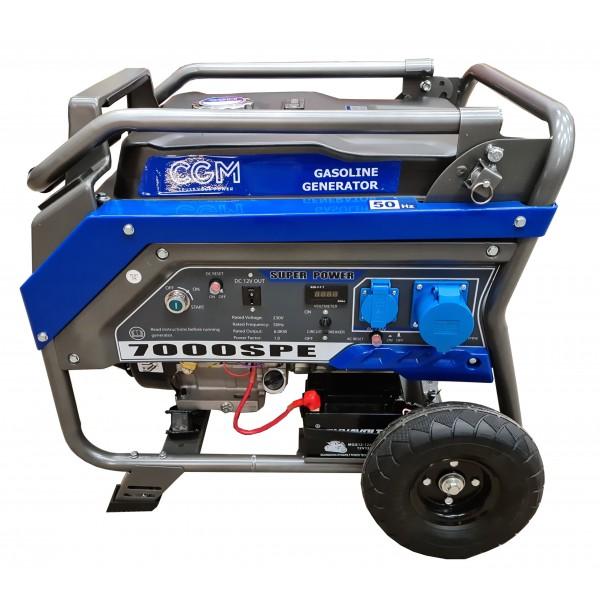 Supert Power 7000 SPE Framsida