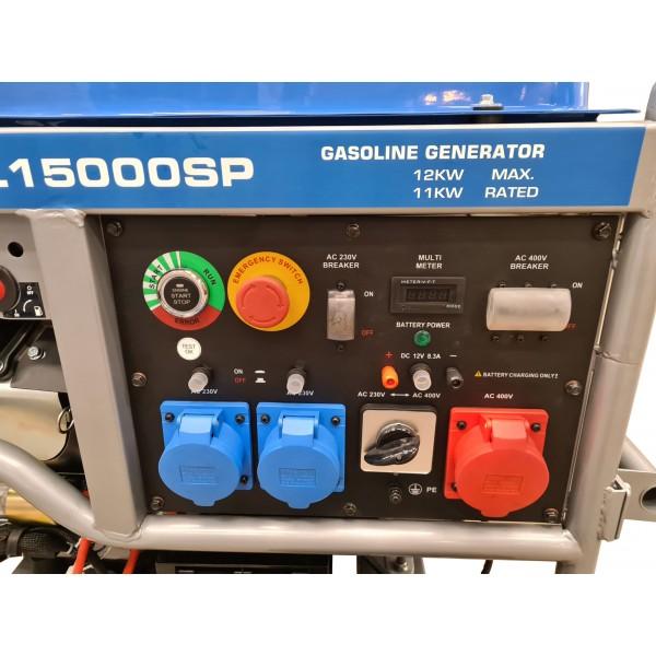 CGM DUAL15000SP Panel